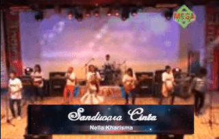 Lirik Lagu Sandiwara Cinta - Nella Kharisma (Nike Ardilla)