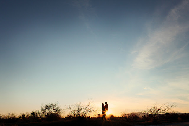 lovely engagement in the Nevada desert by Belinda Louann on Oh Lovely Day