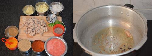 Soya Chunks Potato Gravy