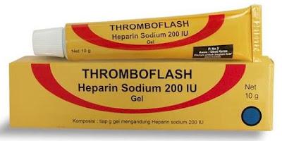 Harga Thromboflash Terbaru 2017 Obat Memar dan Lebam