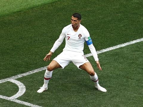 Ronaldo quyết tâm thắng Iran trong trận này