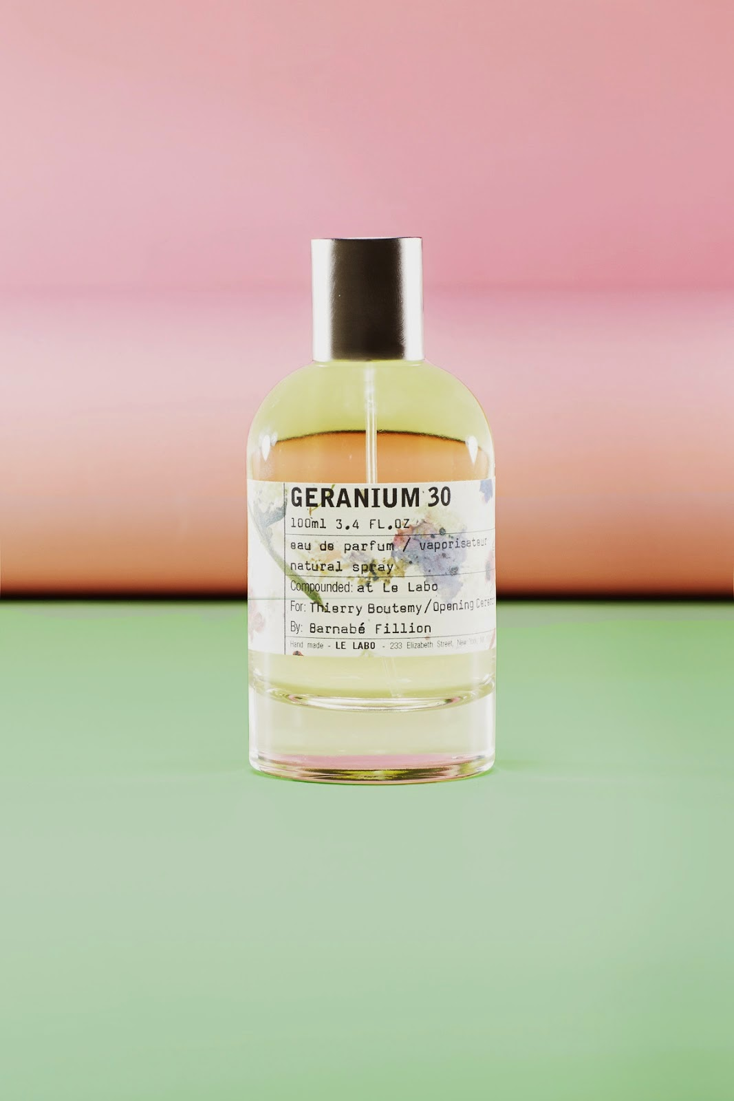 Together Le Labo and Boutemy have created the limited ...