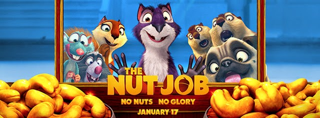 The Nut Job Blu-ray review by Yes/No Films