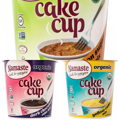 Namaste Gluten Free Vanilla Cake Mix