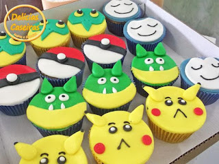 doces Pokemon