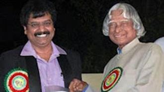 Actor Vivek's Peace Rally in Memory of APJ Abdul Kalam Memorial Day