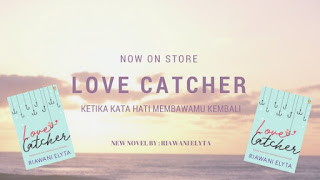 New Romance Novel by Riawani Elyta