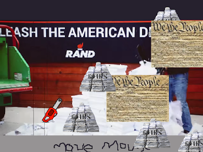 Rand Paul chainsaw IRS tax code Constitution We The People The Wonderful 1237 minigame