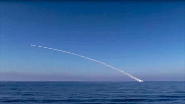 Submarino nuclear ruso realiza exitosa prueba de misil de crucero