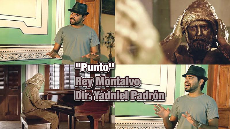 Rey Montalvo - ¨Punto¨ - Videoclip - Dirección: Yadniel Padrón. Portal Del Vídeo Clip Cubano