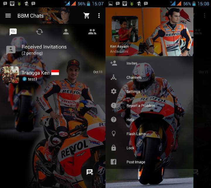 MOD BBM v2.10.0.31 Clone - Pedrosa
