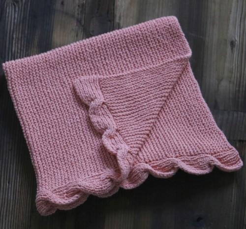 Lola Baby Blanket - Free Pattern