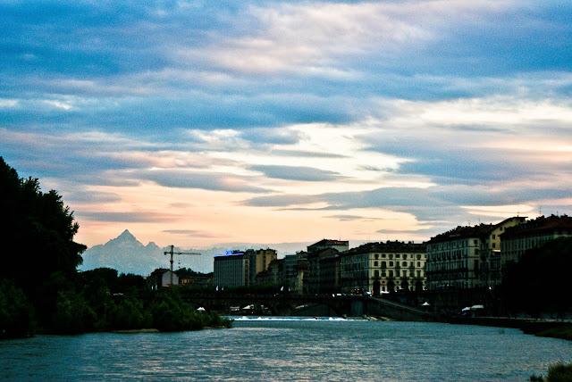 Po river, Turin, Italy