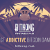 Are you brave enough to bet your luck and Bitcoin