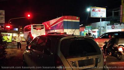 Suzuki Aerio Road Trip Jalur Selatan, Touring
