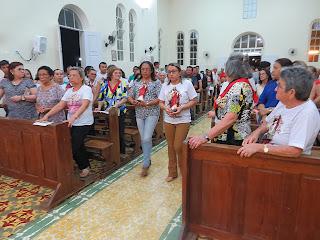 Imagens da Santa Missa de encerramento das peregrinações 10/09/2017