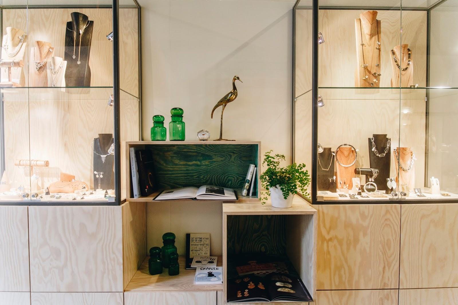 Liège créateurs magasin