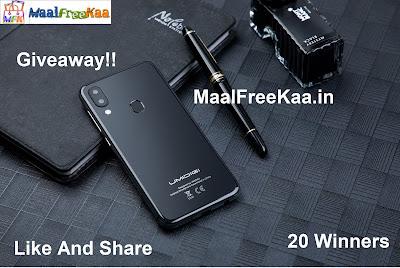 FREE UMIDIGI A3 Smartphone
