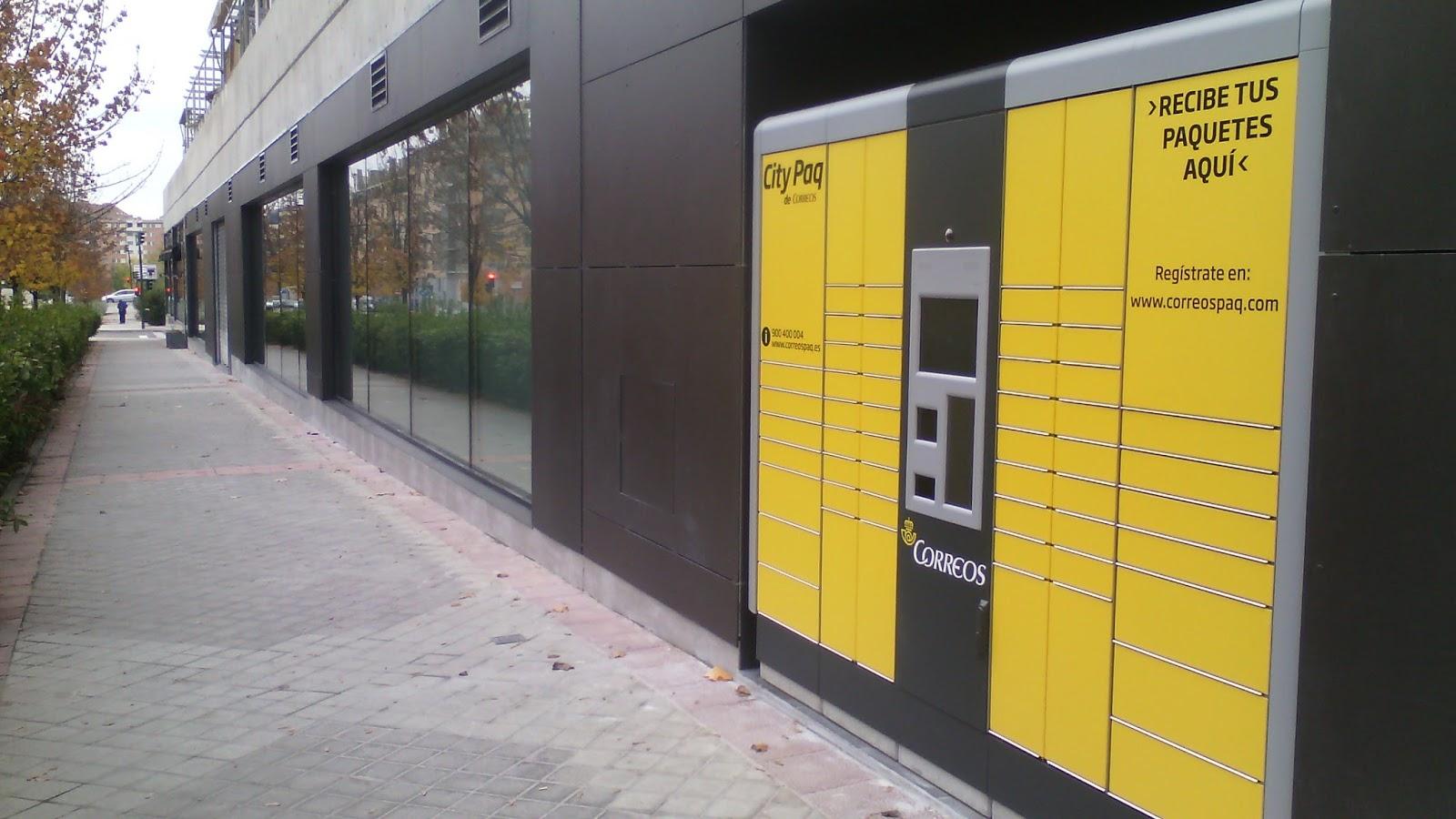 la apertura de una oficina de correos en las tablas