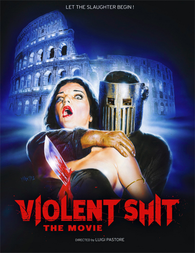 Ver Violent Shit: The Movie (2015) Online
