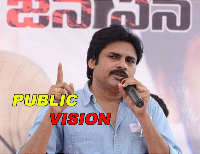 Pawan Kalyan Meeting at Tirupati