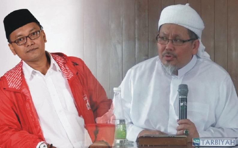 Guntur Romli vs Tengku Zulkarnain