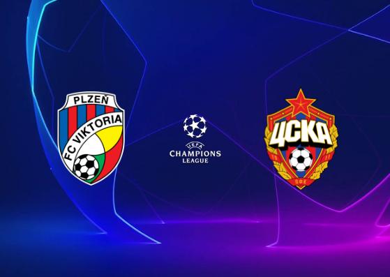 Viktoria Plzen vs CSKA Moscow - Highlights 19 September 2018