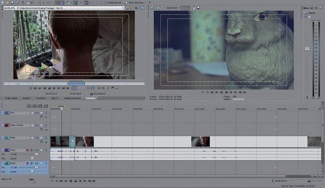 VM Sony Vegas Movie Studio HD 11 01 - Sony Vegas Movie Studio HD 11 + Chave de ativação