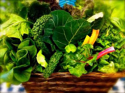 اغذية تقوي الذاكرة - الخضروات