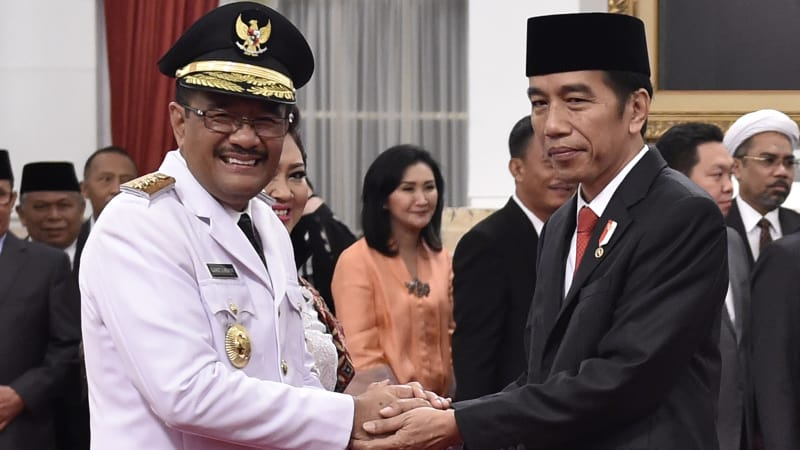 Jokowi - Djarot