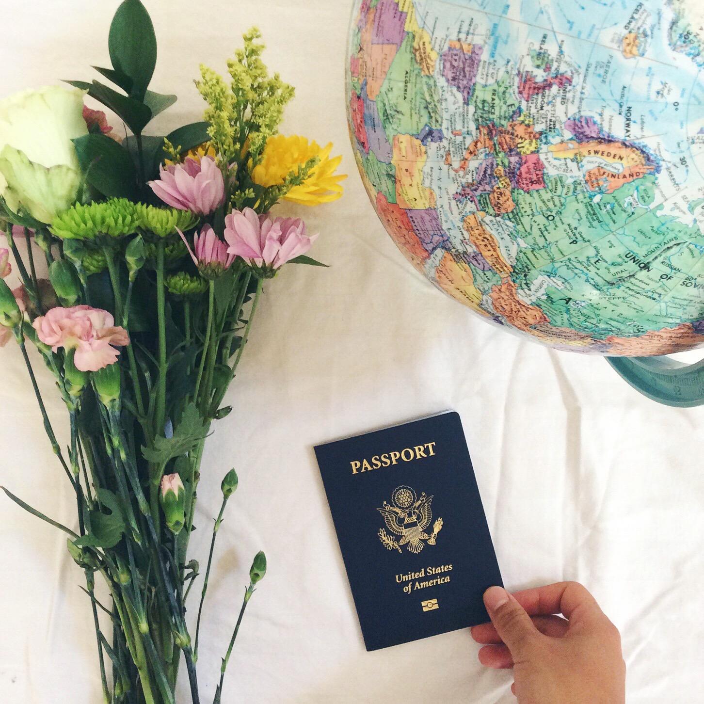 passport study abroad europe