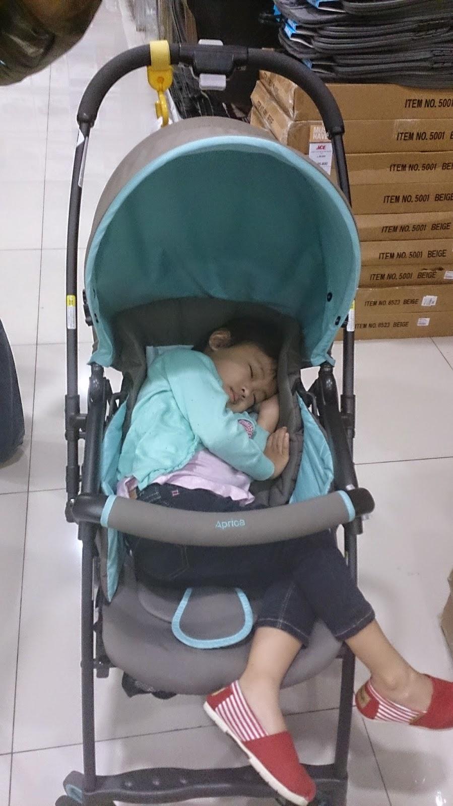 Baby stroller review (2) ~ Arni Aziza