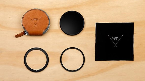 الإعلان عن فلتر Syrp Super Dark Variable ND Filter