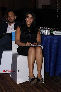 Ekta Kapoor Anurag Kashyap & Ramesh SippyAt at FICCI FRAMES 2017  0012.JPG
