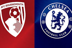 Live Streaming Bournemoouth vs Chelsea 28 Oktober 2017