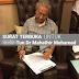 Surat Terbuka Kpd YAB Tun Dr Mahathir PM Malaysia Ke7