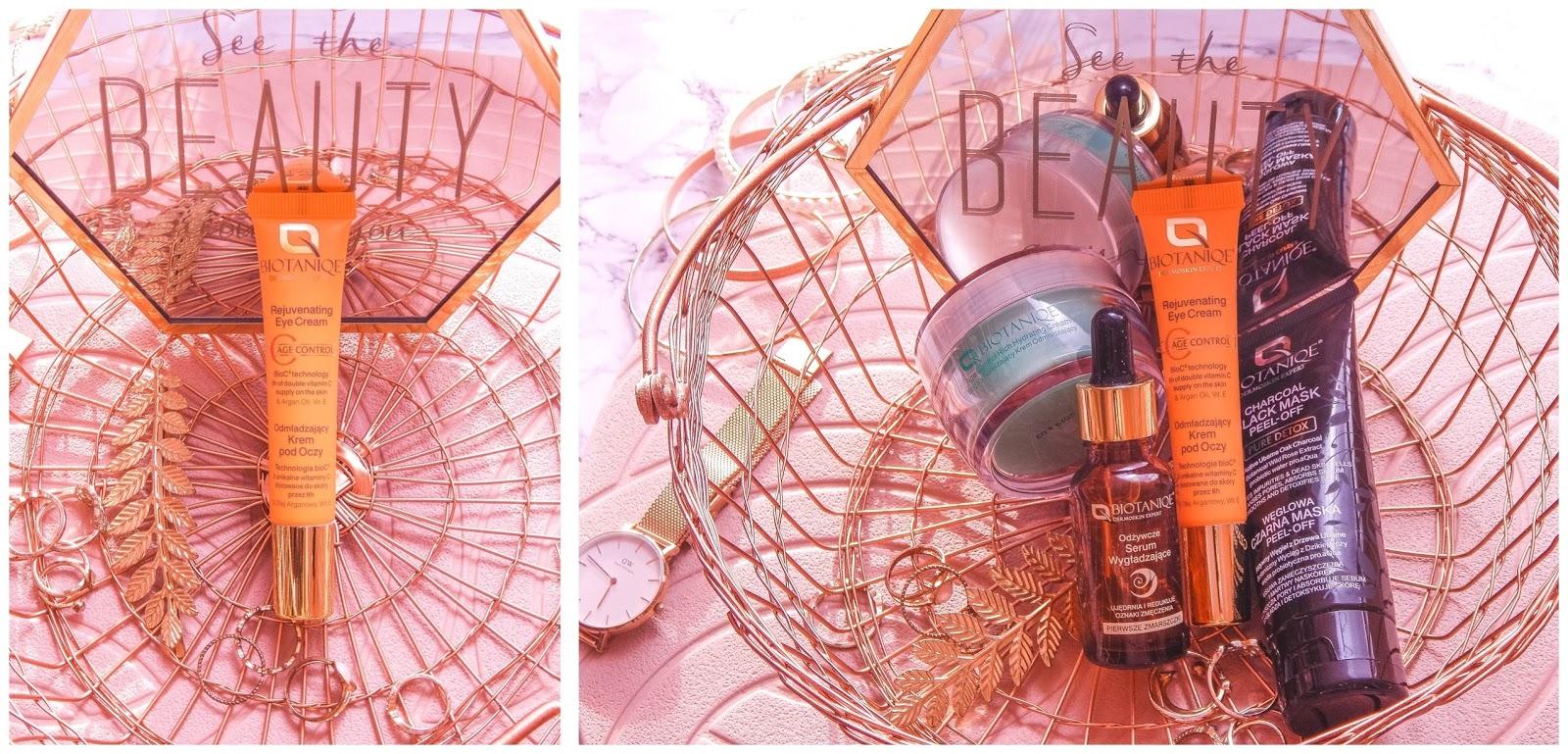 5 biotaniqe jak zregenerować skórę wakacje lato po zimie przed wakacjami serum wygładzające ze śluzem ślimaka opinie recenzję węglowa maska peel-off krem pod oczy recenzja żelowy krem nawilżający pielęgnacja