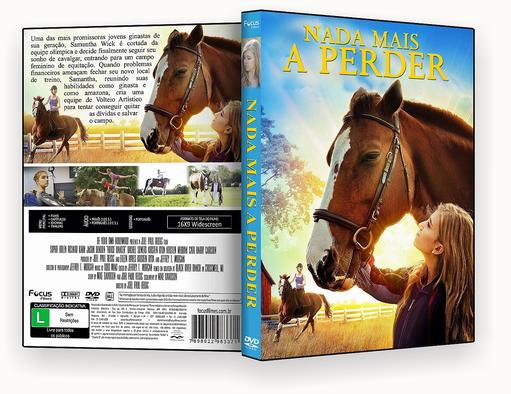 DVD-R – NADA MAIS A PERDER – AUTORADO