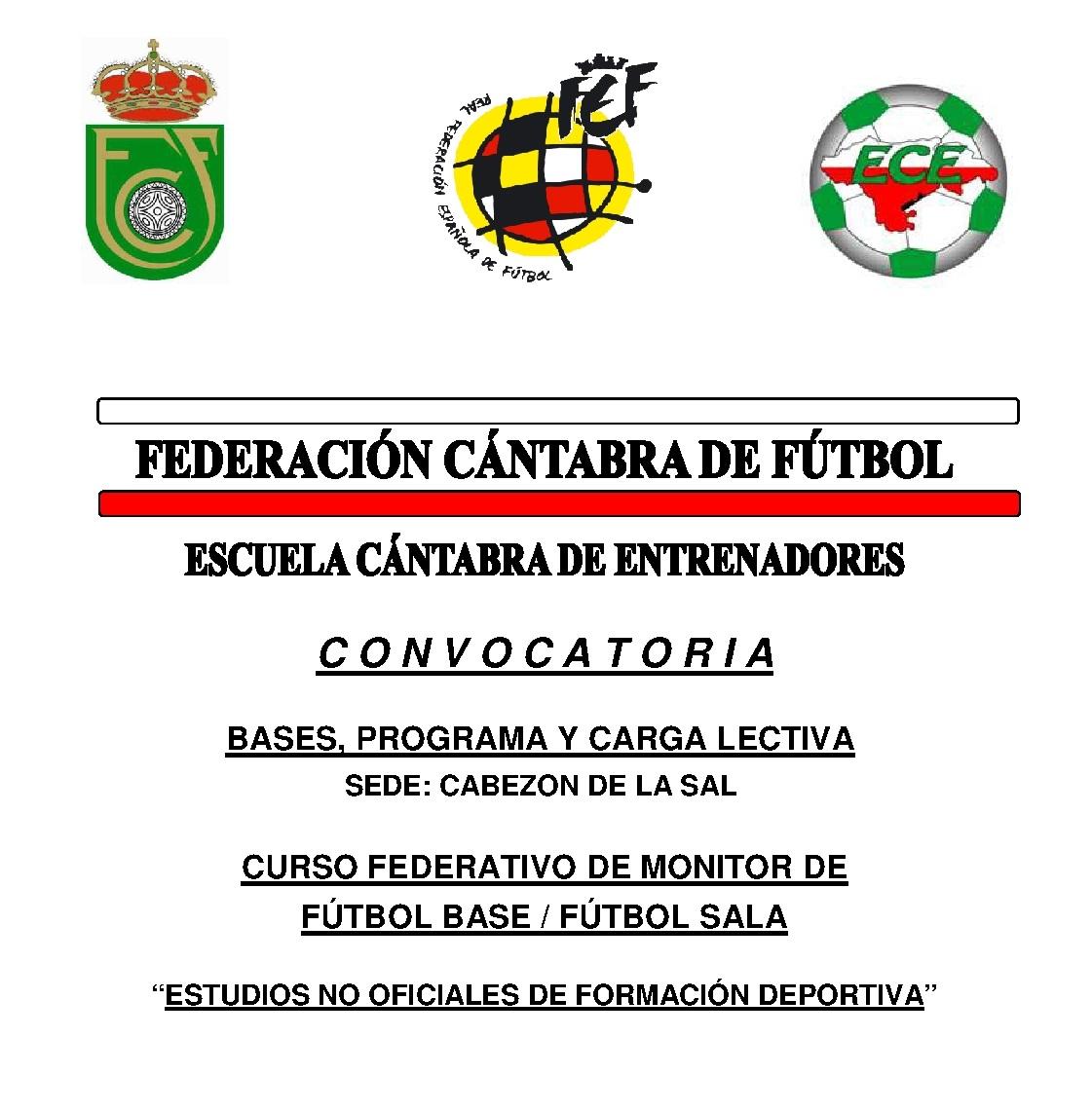 Comit y escuela de entrenadores de f tbol federaci n for Federacion de futbol sala