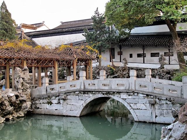 Tô Châu - Thành phố kênh đào