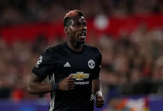 Sport: Pogba in secret talks with Barcelona