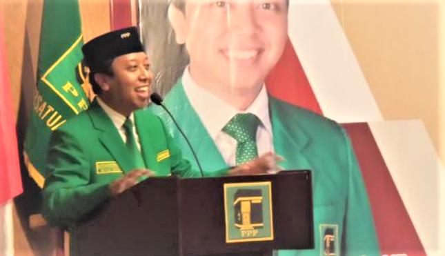 Muhammad Romahurmuziy: BERBAGI MANFAAT: Romy Senang Bertemu Kader PPP Tapsel