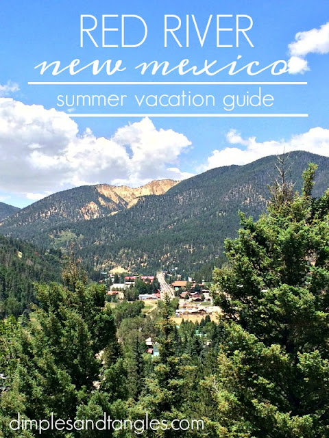 mountain vacation, what to do in Red River, Red River New Mexico travel guide