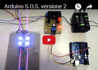 Arduino S.O.S. versione 2