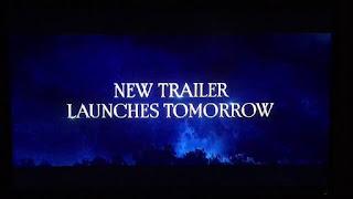 Anúncio do segundo trailer de 'Os Crimes de Grindelwald' vaza na internet | Ordem da Fênix Brasileira