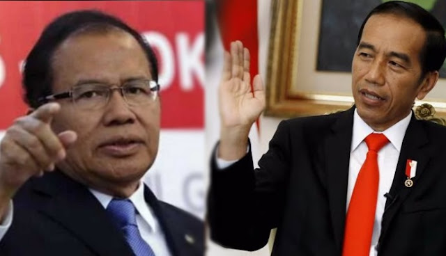 Paket Kebijakan Ekonomi Jokowi Dikritik, Rizal Ramli: Kok Tega-teganya Ladang Bisnis Rakyat Diberikan ke Asing?