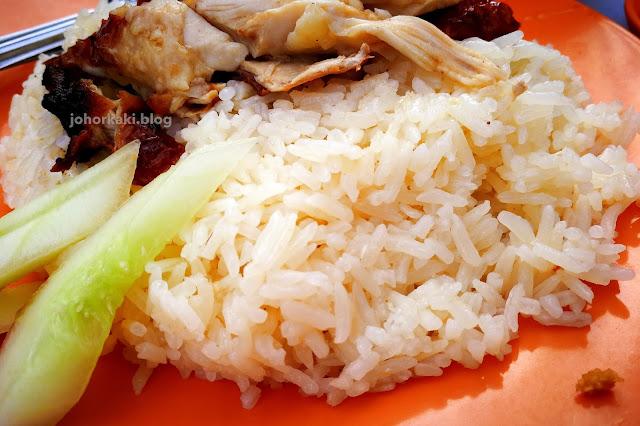 Chicken-Rice-Kim-Kooi-Kopitiam-Pelangi-JB-怡保仔燒雞飯
