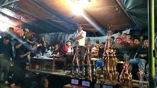 Bupati Tutup Open Turnamen Tripika Cup 2018