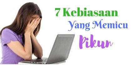 7 Kebiasaan Yang Memicu Pikun