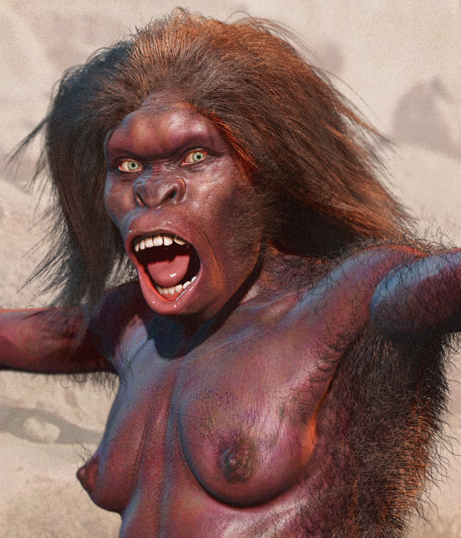 Art of Petry: Homo Erectus